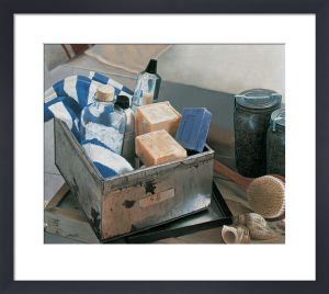 Soap Selection II by Wouter Roelofs
