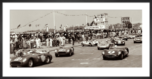 Tourist Trophy (TT), Goodwood, 1959 by Jesse Alexander