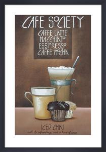 Café Society by Mandy Pritty
