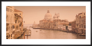 Canal Grande, Venice by Rod Edwards