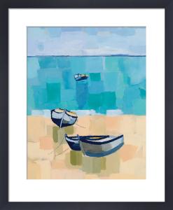 Brittany Seascape by Sarah Batt