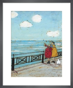 Her Favourite Cloud by Sam Toft