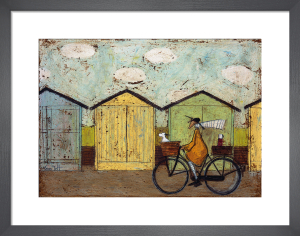 Off For A Breakfast by Sam Toft