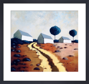 Hillside Path by Derek Melville