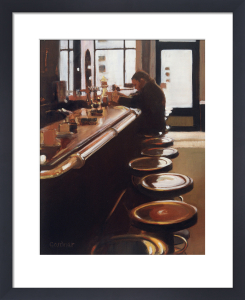 Solitary Drinker by Alexandra Gardner