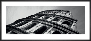 Colloseum, Rome by Amy Gibbings