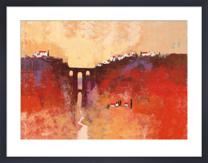 New Bridge, Ronda by Colin Ruffell