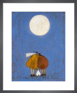 A Moon To Call Their Own by Sam Toft