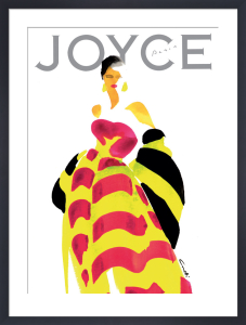 Joyce Cover by Michel Canetti