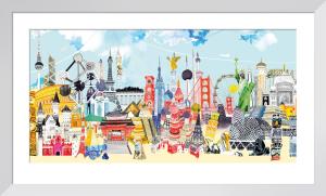 China London by Hennie Haworth