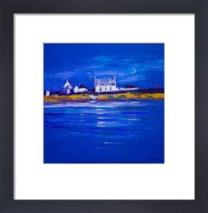 New Moon, Isle of Tiree by John Lowrie Morrison