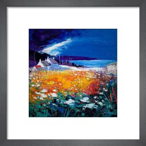 Autumn Light, Westport Kintyre by John Lowrie Morrison