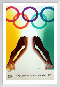 Munich Olympics by Allen Jones RA
