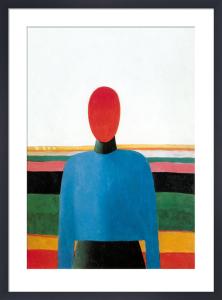 Torso, 1928 32 by Kazimir Malevich