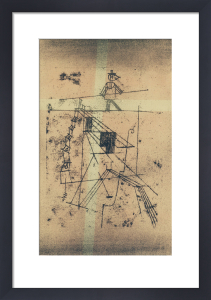 Tightrope Walker 1923 by Paul Klee