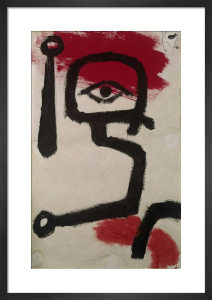 Paukenspieler (The Drummer), 1940 by Paul Klee