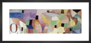 O breites Format (O wide format) 1915 by Paul Klee
