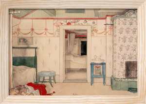 Brita's Nap, 1894 by Carl Larsson