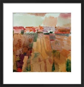 Kairouan 1914 by Paul Klee