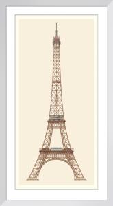 Paris, Tour Eiffel by Anonymous