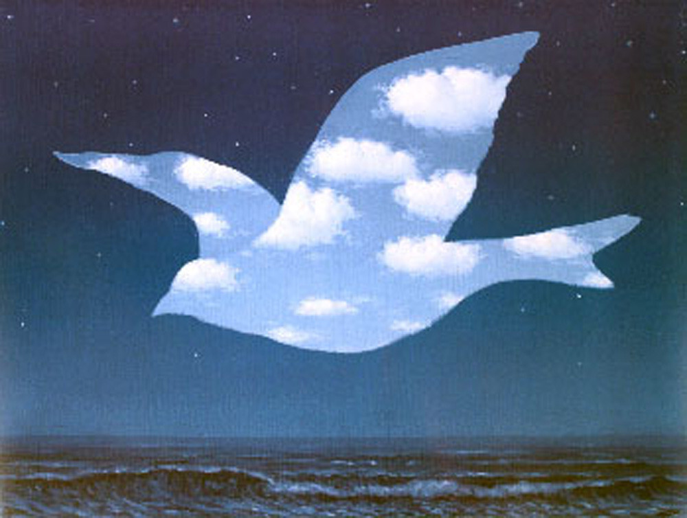 Préférence La promesse Art Print by Rene Magritte | King & McGaw VV66