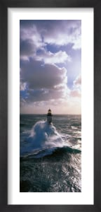 Phare d'Armen VII by Jean Guichard
