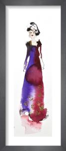 Royal Couture Crest by Bridget Davies