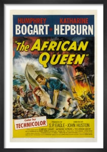 The African Queen by Cinema Greats