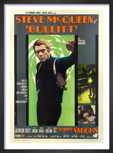 Bullitt by Cinema Greats