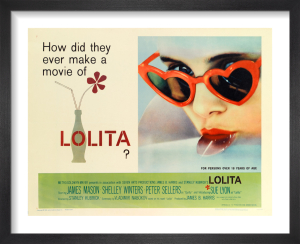 Lolita by Cinema Greats