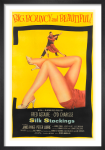 Silk Stockings by Cinema Greats