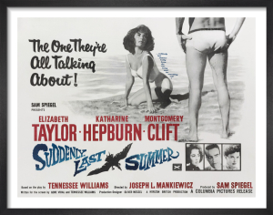 Suddenly Last Summer by Cinema Greats