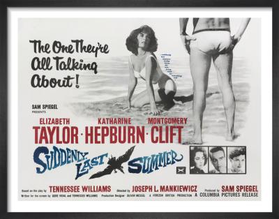 Suddenly Last Summer by Cinema Greats