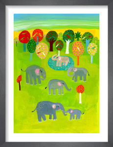 Elephant Family by Christopher Corr