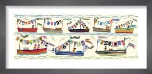 Flotilla by Jane Robbins