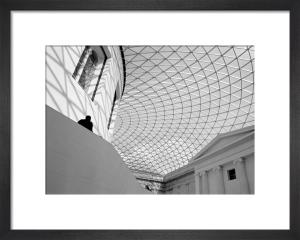 The Great Court, British Museum by Niki Gorick