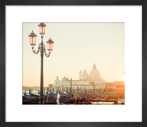 Winter in Venice by Keri Bevan