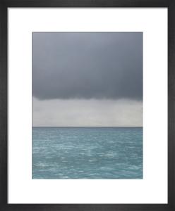 Bleu 8 by Brian Leighton