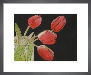 Tulips by Rosie Scott