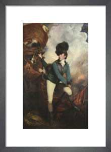 Colonel Tarleton by Sir Joshua Reynolds