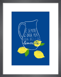 Limonata by Ana Zaja Petrak