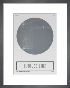Jubilee Line by Nick Cranston