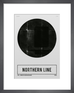 Northern Line by Nick Cranston