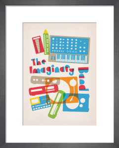 The Imaginary Band by Anthony Peters