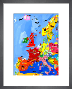 Europe 2 by Christopher Corr