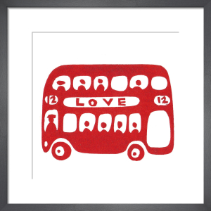 Love Bus by Fiona Howard