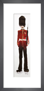 Queen's Foot Guard by Bridget Davies