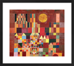 Castle and Sun, 1928 by Paul Klee