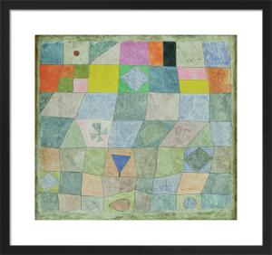 Friendly Game, 1933 by Paul Klee