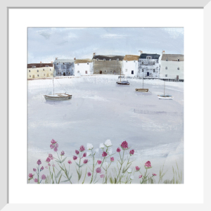 Quiet Moorings by Hannah Cole